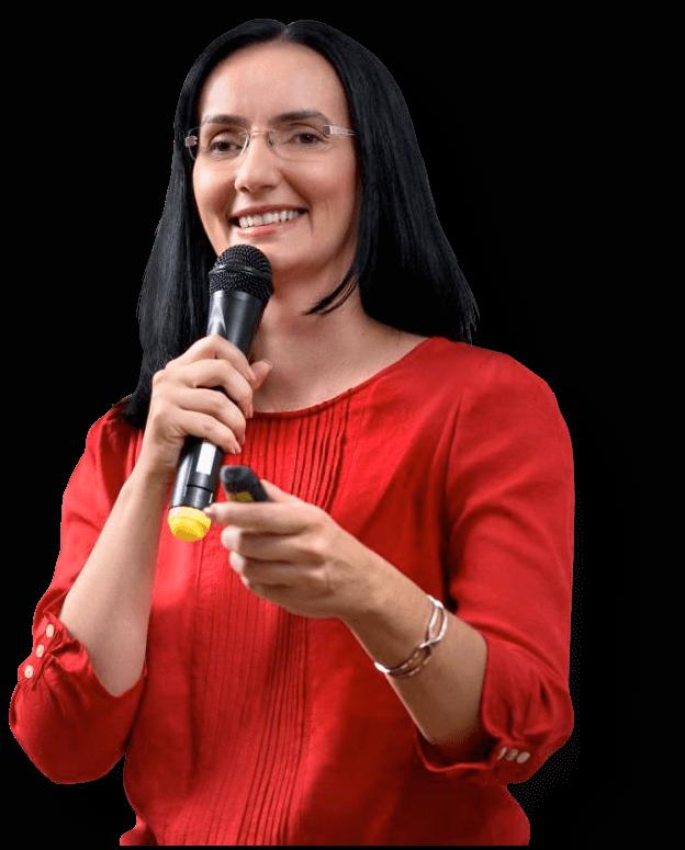 Fafita Lopes palestrante vendas atendimento